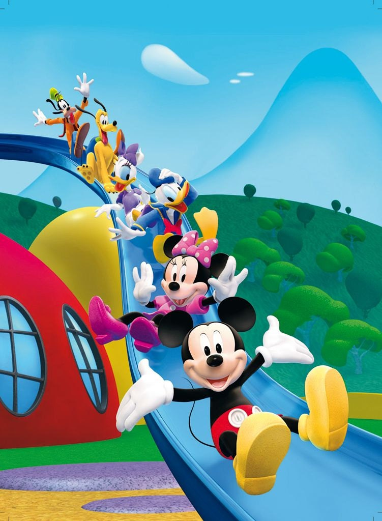 Mickey Mouse Clubhouse Calendar Custom Mickey Mouse Clubhouse