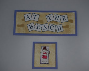 At the Beach Page Kit