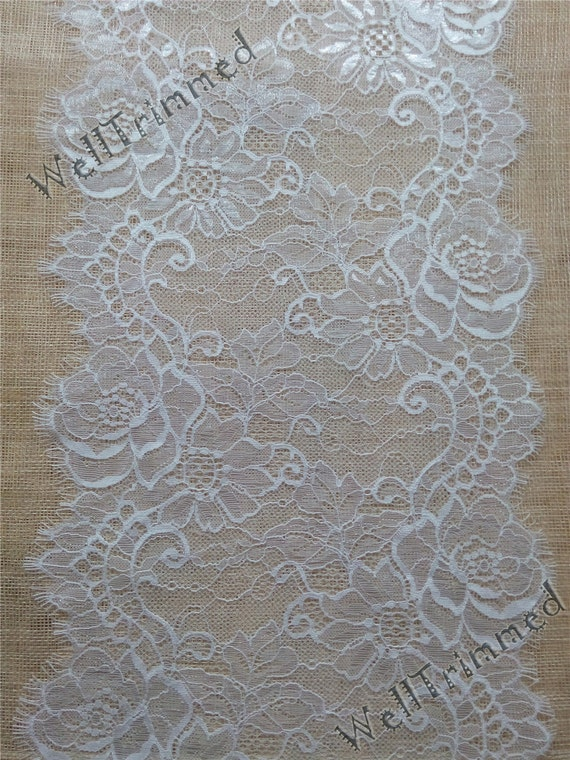 10ft wedding table runner 10 wide lace table runner for 10 foot table runner