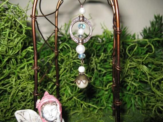 Fairy Garden Wind Spinner