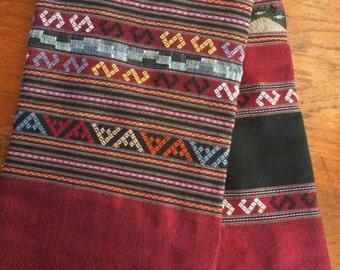 Ethnic traditional Tai lue fabric