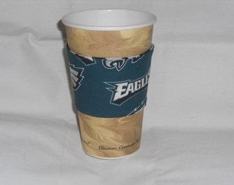 Philadelphia Eagles Coffee Cup Cozy