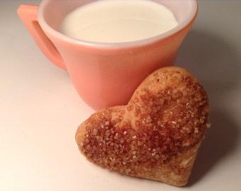 Cinnamon Sugar Pie Crust Cookie