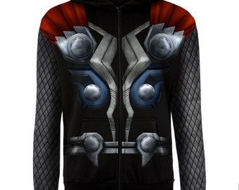 50% Off This Week Only - Thor Hoodie or Shirt (Casual Thor Costume)