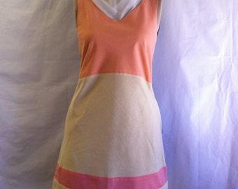 hand dyed 100 percent cotton womens dress