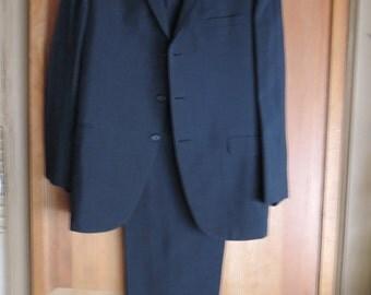 Virile Mohair Suit