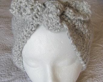 Crochet Headwrap,Headwrap,Retro Headwrap,50's Headwrap,Headband,Hair Accessory,Retro Style,Old Fashion Headwrap,Womens Fashion,Hair Fashion