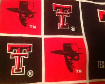 Playard Fitted Sheet, Pack 'n Play Fitted Sheet, Texas Tech