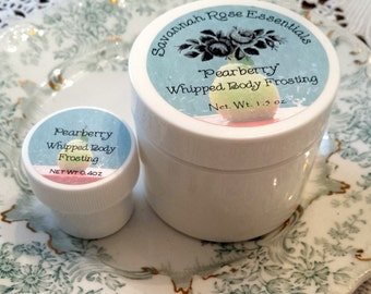 Pearberry Whipped Body Frosting