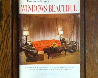 1965 Windows Beautiful by Kirsch Co.