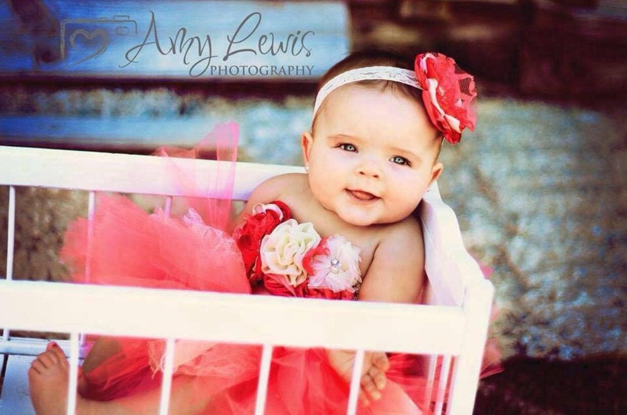 Newborn Flower Girl Dresses