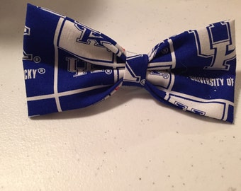 University of Kentucky Hair Bow