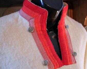 Warm Wool Sportsom Askin Sweater Made in Norway Women's