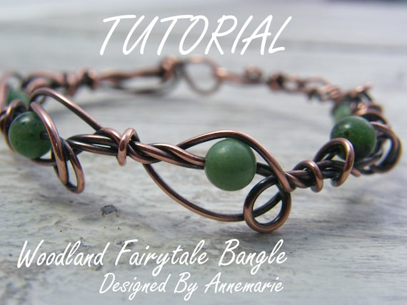 how to wire wrap jewelry instructions