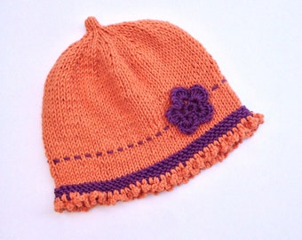 Infant Knit Hat