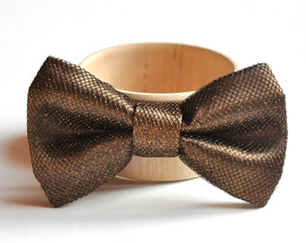 Brown Bow Tie. Glance Brown Bow Tie. Maroom Bow Tie. Chocolate Brown