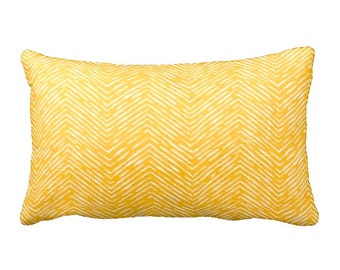 7 Sizes Available: Yellow Throw Pillow Cover Decorative Pillow Yellow Cushion Cover Yellow Pillow Sham Herringbone Pillow Yellow Pillow