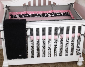 Cotton Tale Designs Girly 4pc Baby Bedding