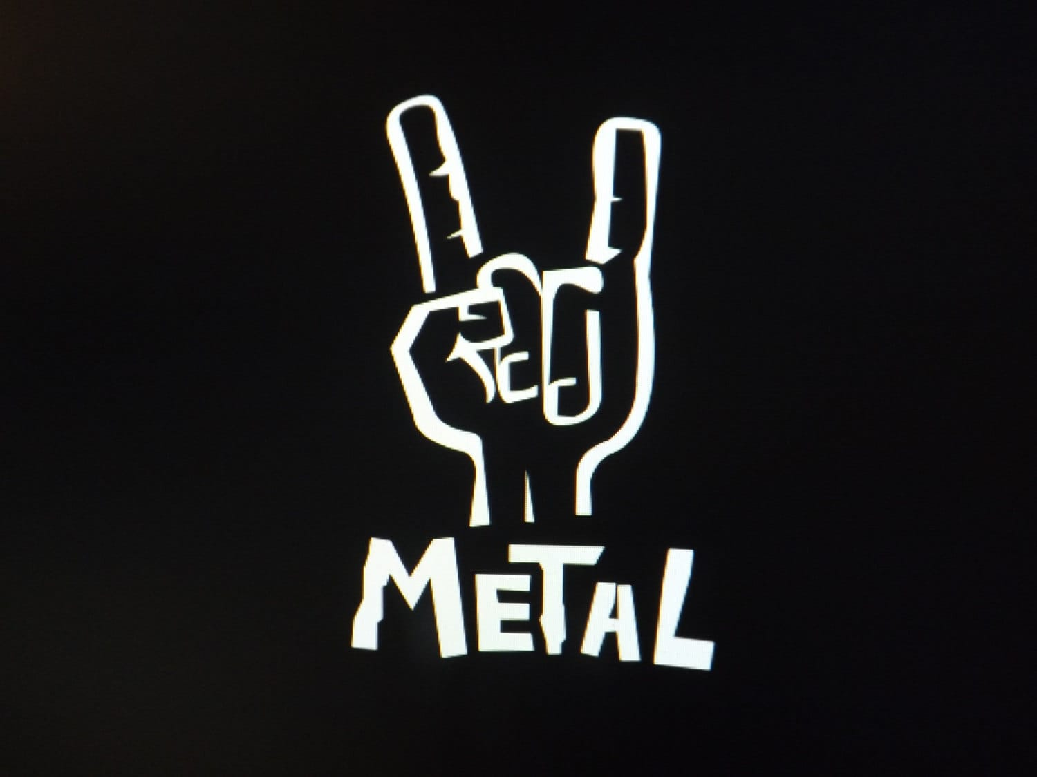 Heavy Metal Symbol