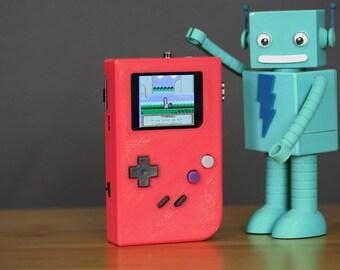 DIY Raspberry Pi Gameboy Enclosure / Case