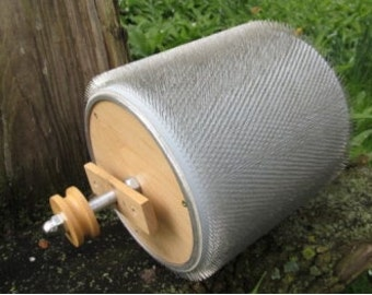 Additional Drum - for JUMBO WIDE Standard Classic Carder - choice of carding cloth