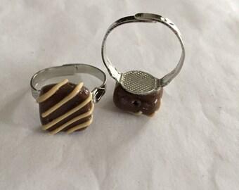 Box of Chocolate Rings!!