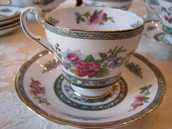Paragon China Tree of Kashmir Cup and Saucer