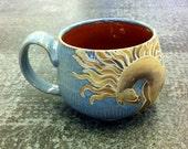 Free Spirited Horse Mug