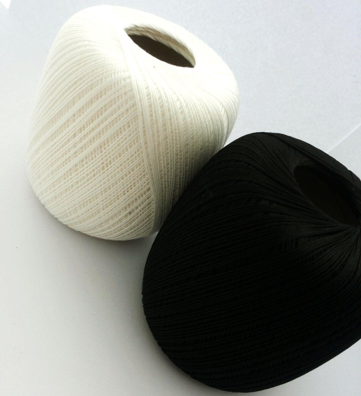 Crochet Thread Size 10 : Crochet cotton yarn thread size 10 100g x 565m by Fiscraftland