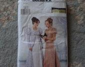 Butterick 6630 Regency Dress Pattern- Size 6-10