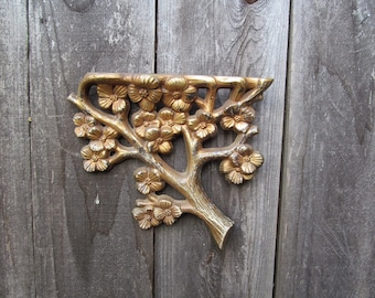 1950's Cherry Blossom Wall Plaque