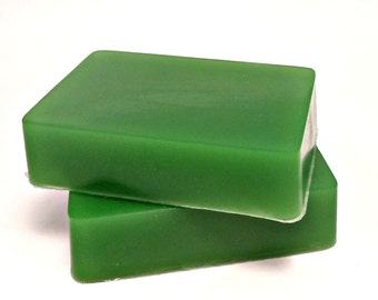 Mens Soap, Mountain Man,  Redwood & Fir Needle Glycerin Soap Bar, Pine Scented Soap
