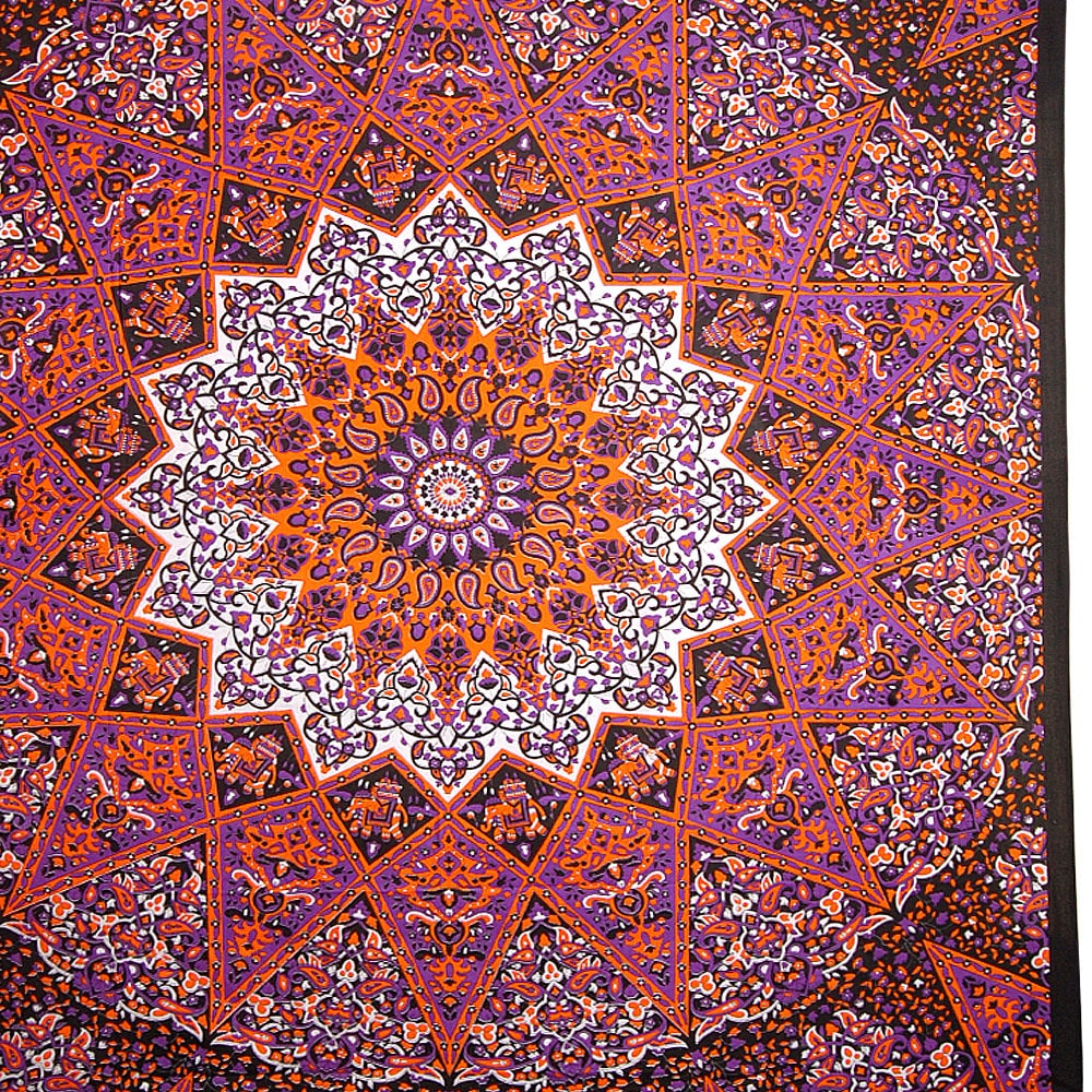 Mandala Psychedelic Tapestry Hippie Wall Hanging Bohemian Boho Bedding