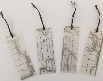 Circuit Board Bookmark