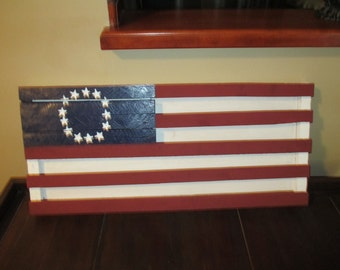 Flag Recycled Pallet