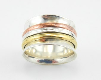 GRACE meditation ring