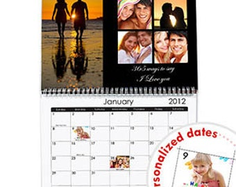 Classic photo wall calendar 27.9 x 21.6 cm