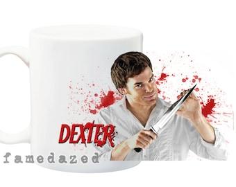 Dexter Inspired Mug