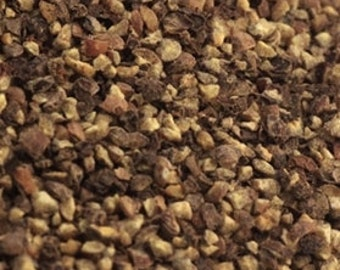 Applewood Smoked Coarse Grind Black Pepper - Certified Organic