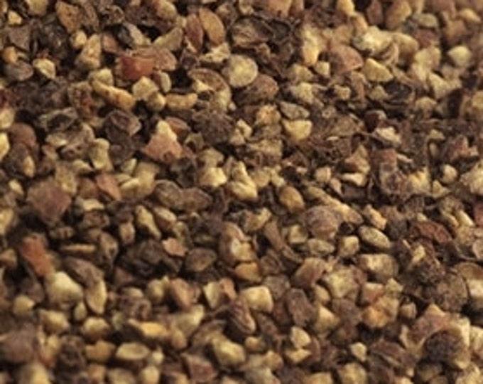 Applewood Smoked Coarse Grind Black Pepper - Certified Organic