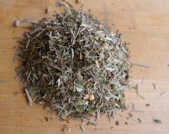 Herbal Lemongrass Gingermint Tea