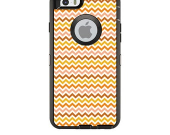 Skin Decal Wrap for OtterBox Defender/Commuter/Universe Apple iPhone 7 7+ 6 6+ 5C 5/5S Case Vinyl Cover Sticker Skins Harvest Chevron