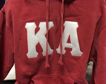 Kappa Alpha Hoodie size SMALL AVAILABLE NOW