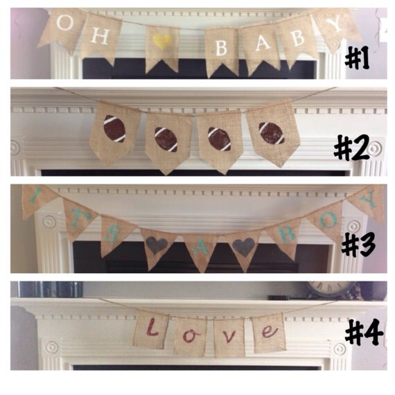 Design Your Own Banner: Design Your Own Custom Burlap Banner Build By