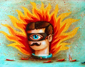 bigote cyclops