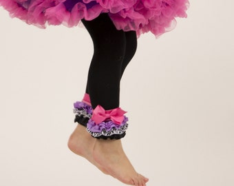 Girls Ruffle Leggings, Girls Footless tights , Baby Girls Tights, Baby Girls Leggings, Girls Leggings, 0-12m to 6-8y
