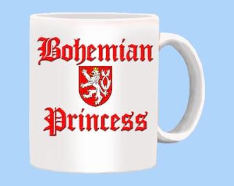 Bohemian Princess Mug