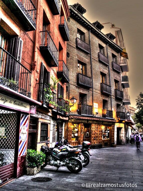 Cutlers street casa bot n restaurant madrid by for Casa botin madrid