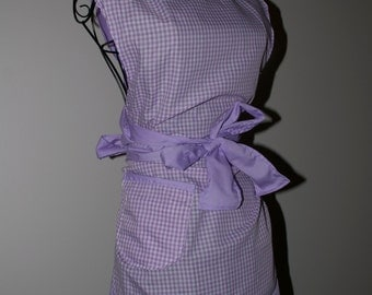 Vintage Inspired Light Weight Wrap Apron