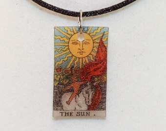 Tarot Card the Sun